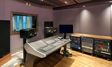 Think Loud Studios In York, PA, Think Loud features OWA an OWA AS1 system.