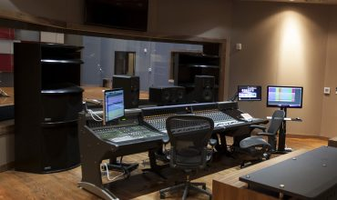 7 PIllars Studio Based in Cisco, TX, 7 Pillars features OWA HR2 monitors.